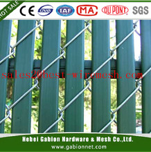 Green Privacy Fence Slats (for 6' Chain Link)/ PVC fence slats for chain link fence