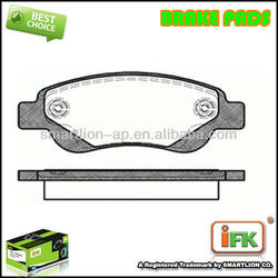 4253.27 for Peugoet 107 Citroen C1 Toyota Disc Brake Pads