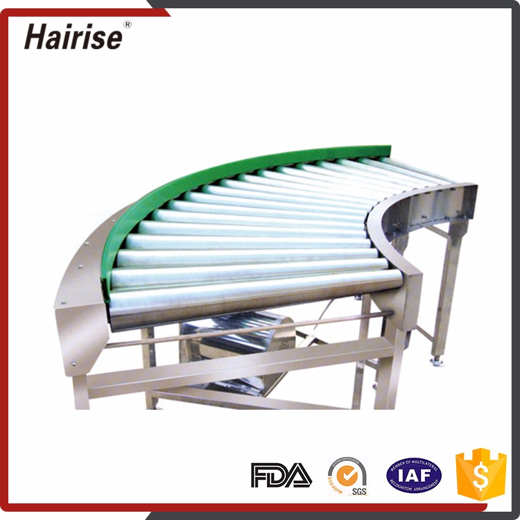 Top Quality New Style Roller Conveyor Belt Making Machine