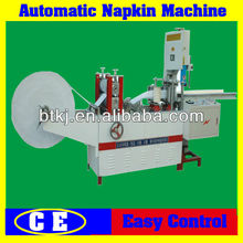 Auto Industrial Napkin Tissue Folding and Cutting Embossing Machine,Automatic Small Napkin Paper Manufacturing Machine for Sale