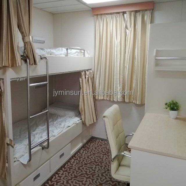 ship bunk bed ship cabin bed marine bunk bed for ship interior