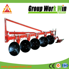 Agricultural Tractor Mounted Disc Plough Three Point Mounted