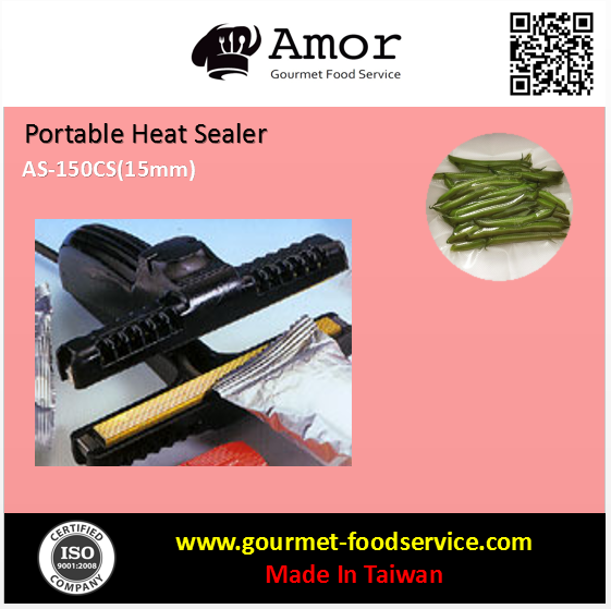 High asked equipment portable electric bag sealer for foil bag with foot pedal