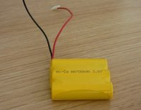 CE Approved high-temp nicd 4.8v rechargeable battery pack / nicd 3.6v rechargeable battery pack / ni-cd aa 700mah 4.8v battery