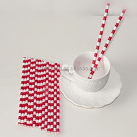 Individually wrapped straws for wedding party first birthday supplies