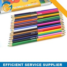 Promotional Color Pencil Rainbow Double Side Pencil
