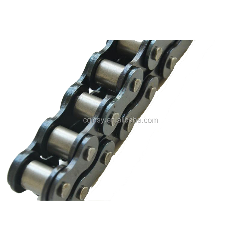 Motorcycle parts durable 4 side reiveted electric motors transmission Drive chain