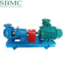 ISO9001 Standard recycled solvents ebara booster pump manufacture