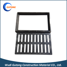 Customized fiberglass composite gratings drainage gully cover