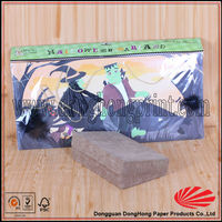 Matte nested cardboard Halloween decorative box