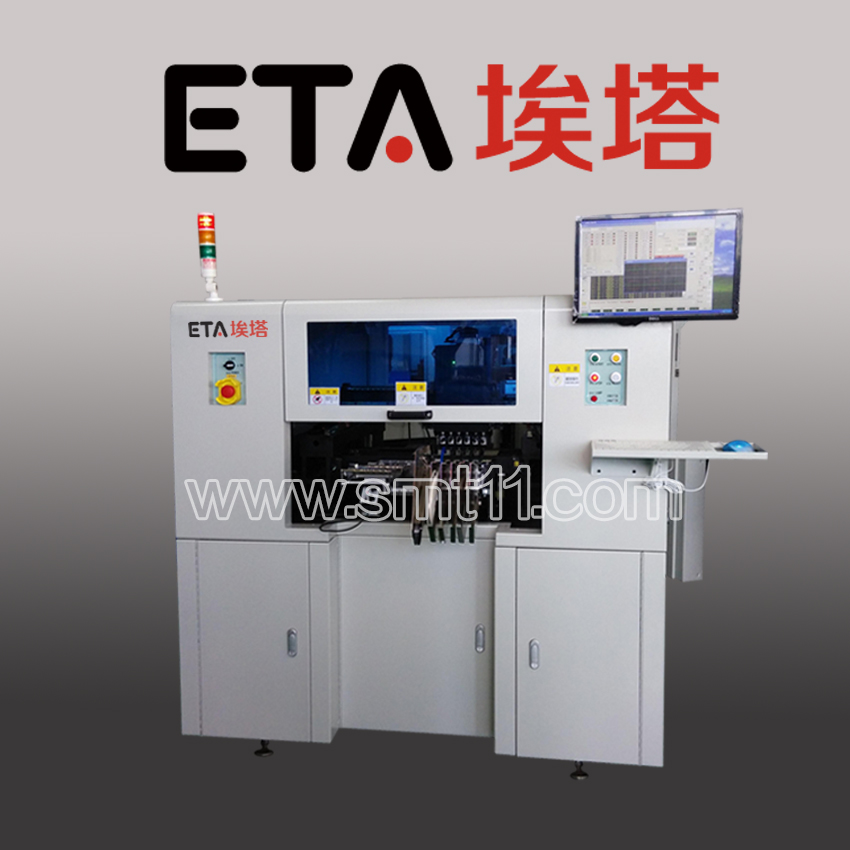 ETA Full SMT solution provider, led pick and place machine