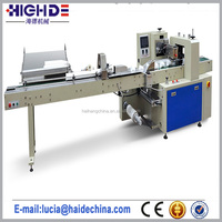 PP disposable plastic one single cup cunting packing machine price