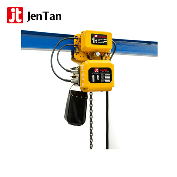 JenTan Chain Sling Type and Lifting heavy materials Usage Chain block/Chain Hoist