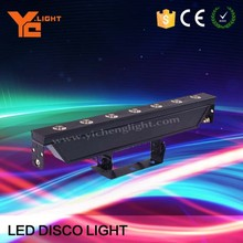 2017 Professional Stage Manufacturer 7*3W LED Golden Strip Matrix Beam Light