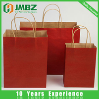New Style Kraft Shopping Gift Paper Bag