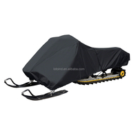 heavy duty 300D snowmobile cover with air vents, heavy duty 600D snowmobile cover, ski-doo cover