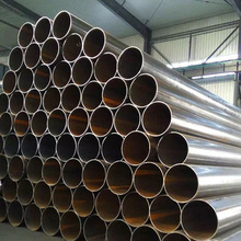 Mechanical Properties St52 Carbon Welded Steel Tube