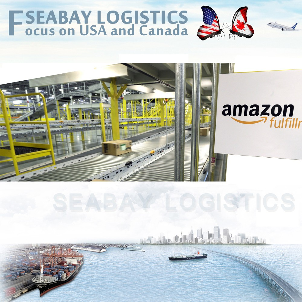 Fulfillment by Amazon FBA shipping services