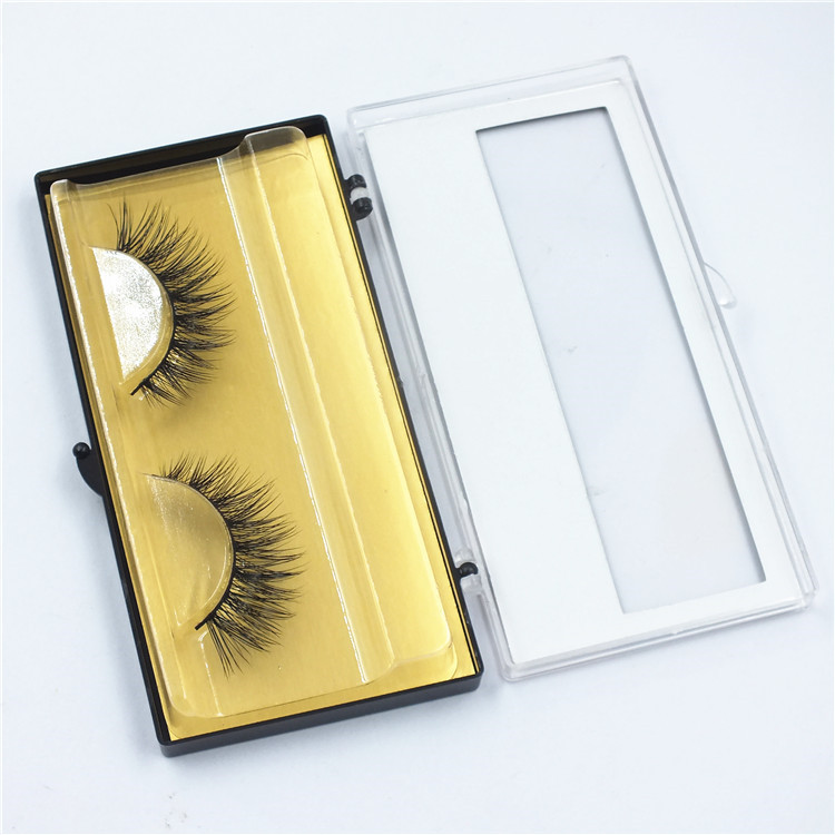 3D natural real mink eyelashes 04