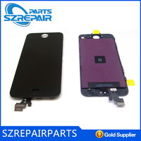 Low Price display digitizer for iphone 5 5g mobile phone lcd