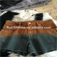 2012 new design women Denim shorts
