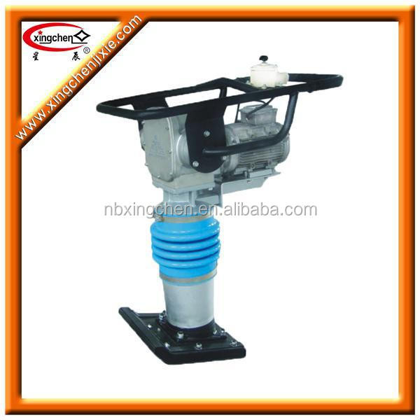 HCR80 HCR80K RM80 gasoline or electric rammer vibrating tamper Tamping Rammer