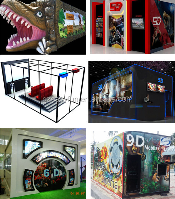 2020 Hot Sale Hot sale virtual reality Mobile Cinema Truck