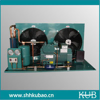 4HP Air cooled refrigeration condensing unit with Bitzer semi-hermetic piston compressor cold room