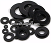 OEM China manufacturers plastic flat black POM DELRIN washer