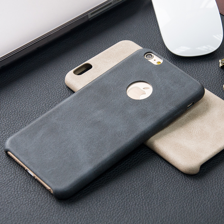 Factory Sale Luxury Ultra Thin PU Leather Phone Case For iPhone 7