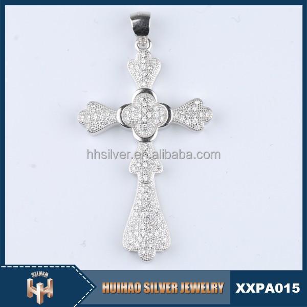 hot sell Italian luxury 925 sterling silver pendant
