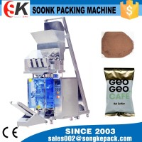 Microcomputer Control System Instant Coffee Powder Making Machine