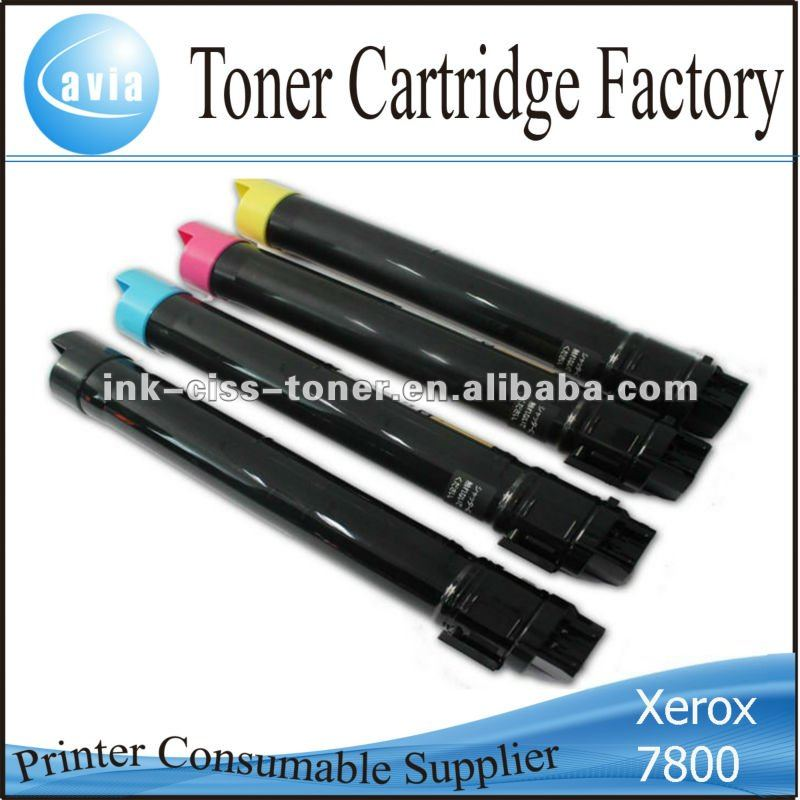 Xerox Phaser Toner Cartridge for Xerox Machine 7800