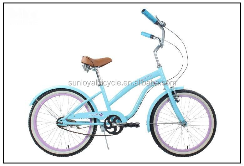 Lady's Beach Cruiser Bicycle Leisure Bike For Sale SL2670