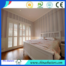 2016 high quality low prices for plantation shutters security window shutters