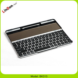 Tablet Keyboard Case, With Solar Panel For New iPad Wireless Keyboard