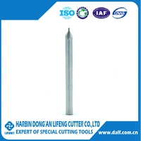 ISO9001 standard customized HSS cnc center drill bit for metal drilling
