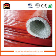 Insulation type flame retardant Colorful heat fire sleeve for cables