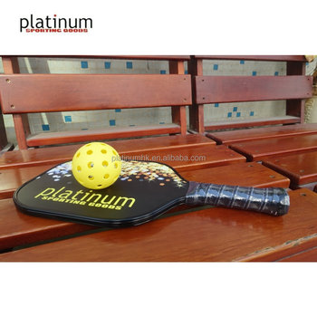 Durable PE Pickleball 26 hole