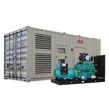 AOSIF AC 1mw generator container type, container power generator genset , diesel generators prices