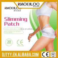 2016 Alibaba Express Remove the Toxins Herbal Slimming Body Patch