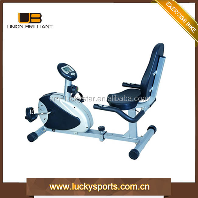 MRB1000 Hot Sale Fitness Equipment Magnetic Recumbent Cross Trainer