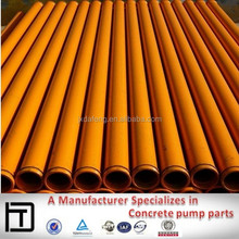 pm carbon steel concrete pump pipe