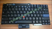 Replace Laptop keyboard for Lenovo IBM T60 T61 R60 R61 Series russian black