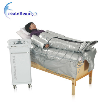 2015 Hot lymphatic massage machine lymph drainage detoxification machine Pressotherapy slimming machine&weight loss system