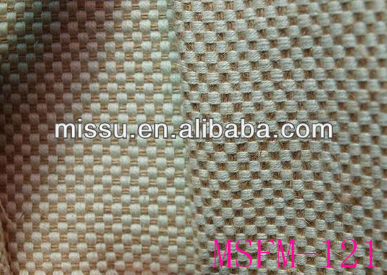 jacquard woven pure ramie of package and cloth