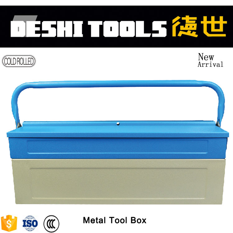 China Factory Supply Hand Carry Tool Boxes, Tool Carrying Case