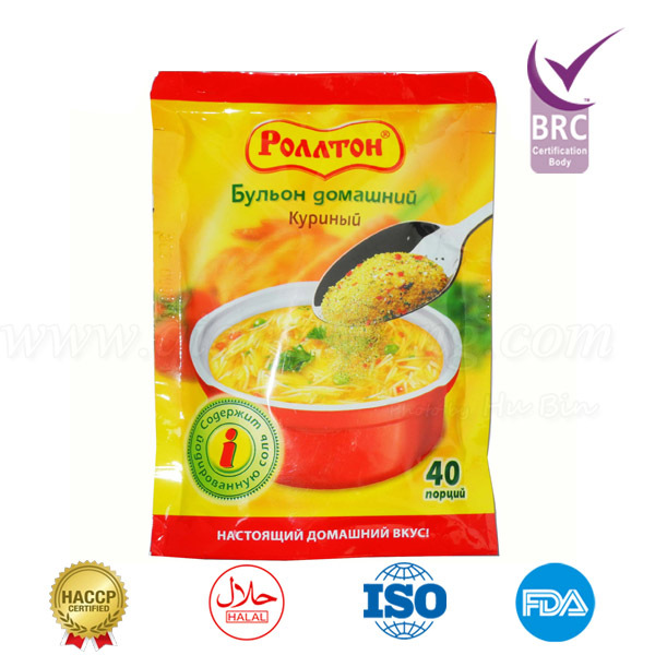 Russia Instant Noodle Soup Seasoning