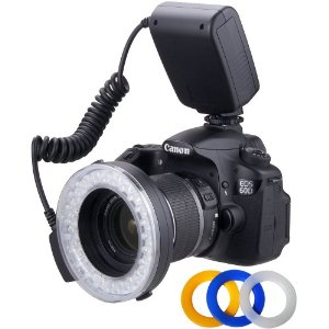 hot new products led macro ring light