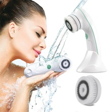 TOUCHBeauty deep cleansing Rotaray electric facial massager brush face exfoliating brush TB0759D